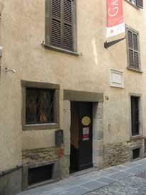 Donizetti's house