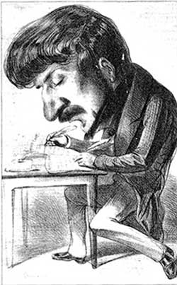 Donizetti Cartoon