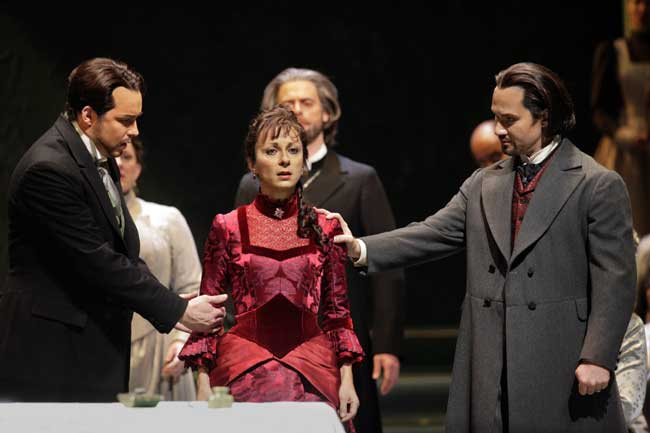 dessay lucia review Natalie dessay will return to the metropolitan opera in the title role of donizetti's lucia di lammermoor for a run of performances beginning february.
